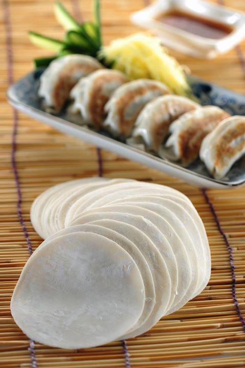 Megah Japanese Gyoza Pastry