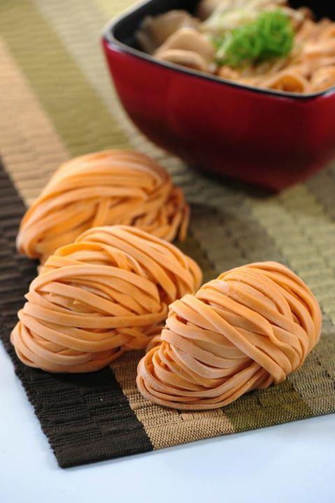Megah Carrot Ban Mian