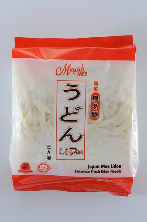 Megah Fresh Japanese Udon