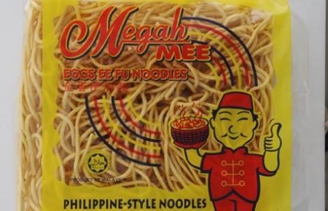 Megah Egg Ee Fu Noodle