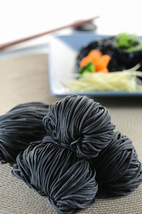 Megah Charcoal Noodle